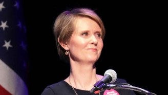 Cynthia Nixon Was On A Lot Of People's Minds After Her 2018 Gubernatorial Rival Andrew Cuomo Resigned In Disgrace