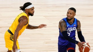 How To Watch And Stream The Olympics Men's Basketball Semifinals, USA-Australia And France-Slovenia
