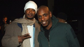 Damon Wayans Wants To Challenge Dave Chappelle To A Comedian Version Of 'Verzuz'