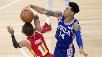 Report: Danny Green Is Returning To The Sixers On A 2-Year, $20 Million Deal