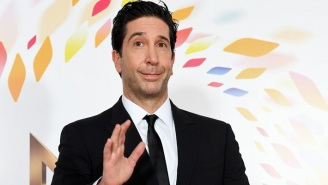 David Schwimmer Has Responded To The Unsubstantiated Rumors That He's Dating Jennifer Aniston