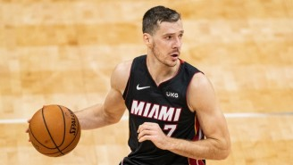 Report: The Heat Will Pick Up Goran Dragic's Team Option And Decline Andre Iguodala's