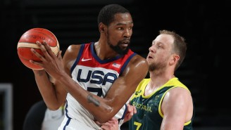 The USA Men Erased A 15-Point Deficit To Crush Australia And Reach The Gold Medal Game