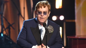 Elton John Covered BTS' 'Permission To Dance' While Showing Love To The Band