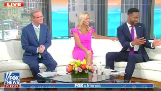The 'Fox & Friends' Gang Is Practically Giddy About Obama Having To Scale Back His 60th Birthday Bash Due To COVID
