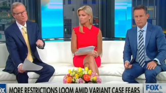 The 'Fox & Friends' Gang Clashed Over Whether TV Hosts Should Be Doling Out Medical Advice