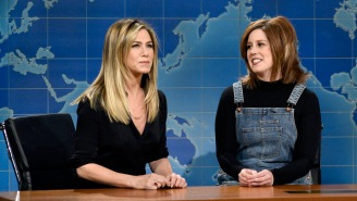 Jennifer Aniston Was Initially Unsure Of Vanessa Bayer's 'Friends' Impression, But She Loves It Now