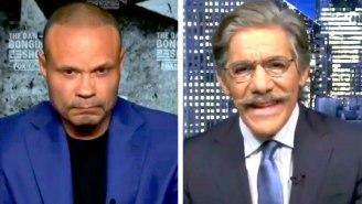 Geraldo Rivera Wants 'Full Of Crap' Dan Bongino To Pay Him $1,000 Following A Contentious Fox News Interview