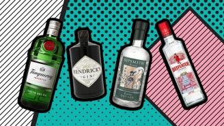 We Blind Taste Tested Gins Mixed Into Gin & Tonics To Find A Champion