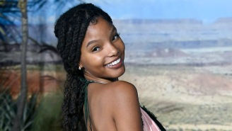 Halle Bailey Opened Up About The 'Whirlwind' Experience Of Starring In 'The Little Mermaid'