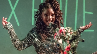 Daveed Diggs Praised His 'Little Mermaid' Co-Star Halle Bailey: 'She's Really, Really Special'