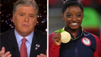 Sean Hannity Of All Freaking People Has Come To The Defense Of Simone Biles And Naomi Osaka: 'People Seem Pretty Heartless'