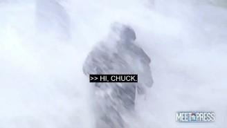 Al Roker Got Sent To A NOLA Beach To Cover Hurricane Ida And Got Pummeled By Huge Waves