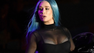 Iggy Azalea's Album Cover For 'The End Of An Era' Is A 'Scarface' Reference