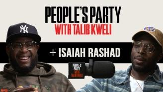 Talib Kweli & Isaiah Rashad On Jay-Z v Wayne & More