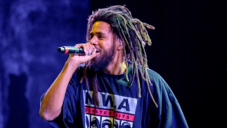 J. Cole Is Forced To Postpone Some Of His 'Off-Season' Tour Dates Due To Production Delays