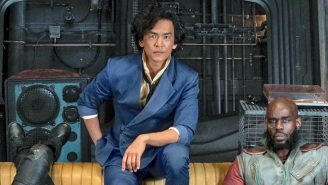 John Cho Explains Why He's Not Too Old For 'Cowboy Bebop' Despite What Fans Are Saying Online
