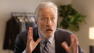 'The Problem With Jon Stewart' Host Takes A Swing At Himself In The Show's First Teaser For Apple TV+
