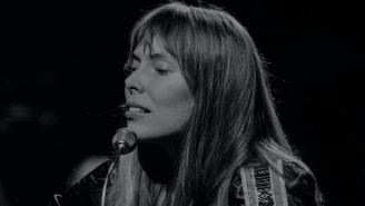 Joni Mitchell Will Be Honored As MusiCares' 2022 Person Of The Year
