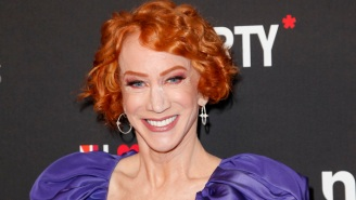 Kathy Griffin Will Undergo Surgery After An Unexpected Lung Cancer Diagnosis, After Having Never Smoked