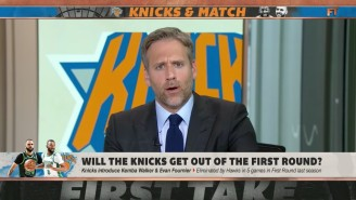 ESPN Will Reportedly Move Max Kellerman Off Of 'First Take'