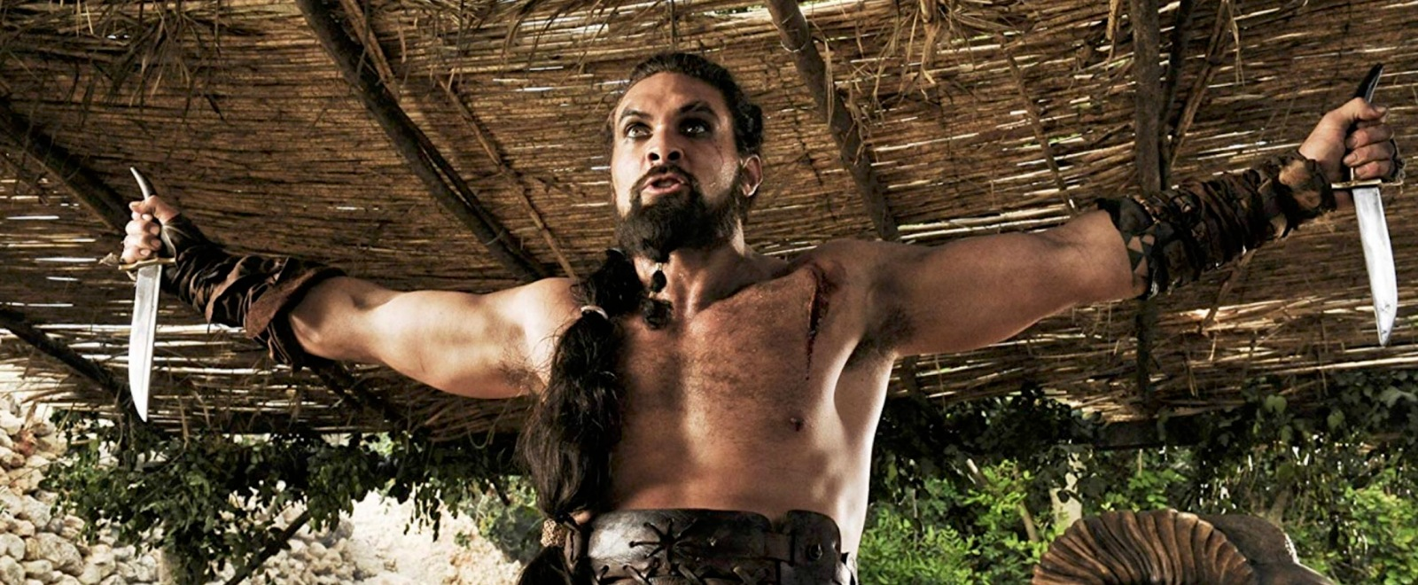 Jason Momoa Did Not Appreciate An 'Icky' Question About The Sexual Violence On 'Game Of Thrones'