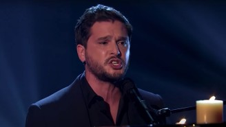 Here's Kit Harington Singing Train's 'Drops Of Jupiter' On 'The Tonight Show With Jimmy Fallon,' If You Need It