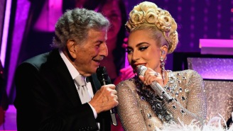 Lady Gaga And Tony Bennett's 'I Get A Kick Out Of You' Is A Cheery Step Towards Their Upcoming Album