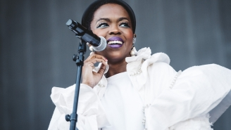 Lauryn Hill Addressed Her Notorious Lateness On 'Nobody,' Her Collaboration With Nas