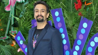 Lin-Manuel Miranda Opened Up About How Social Media Negativity Can Be A 'Day Ruiner'