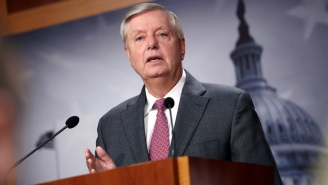 No One's Sure Why Lindsey Graham Ranted About 40,000 Brazilians 'Wearing Designer Clothes And Gucci Bags' Descending Upon Connecticut