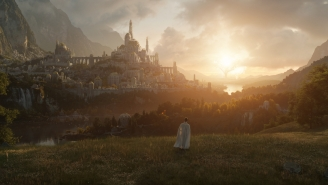 Here's Your First Glimpse At Amazon's Wildly Expensive New 'Lord Of The Rings' Series