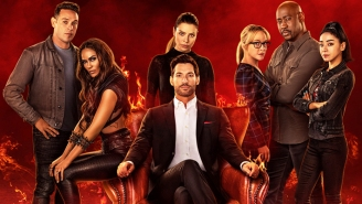 'Lucifer' Dominated The Nielsen U.S. Streaming Chart Its First Week