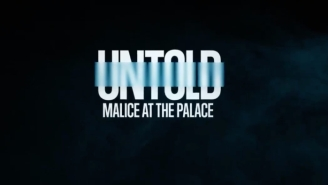 Netflix Released A Trailer For Its Upcoming Documentary 'Untold: Malice At The Palace'