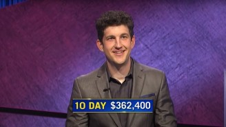 'Jeopardy!' Had To Clarify Its Rules Because A Very Good Champion Has A Very Annoying Answering Habit