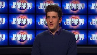 'Jeopardy!' Champion Matt Amodio (And Mike Richards) Finally Returns With New Episodes This Week