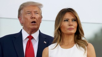 Melania Trump Is Being Mocked For Picking A Fight With A Historian Over Her 'Evisceration' Of The White House Rose Garden