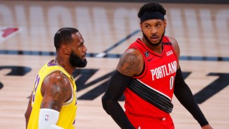 Carmelo Anthony Is Signing A 1-Year Deal To Join LeBron On The Lakers