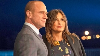 Chris Meloni Couldn't Resist A Butt Joke After Getting Real About The Reason Why He Left 'Law & Order: SVU'