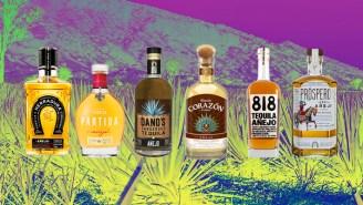 We Blind Taste Tested Añejo Tequilas, Here's Who Won