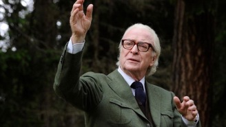 No, Michael Caine Has Not Retired From Acting, Despite What He Told A BBC Reporter