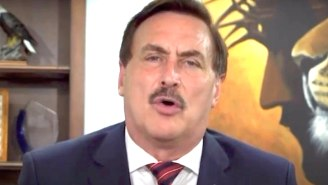 Everything's Going Great For Mike Lindell, Who's Losing Millions Every Month And Has Made A Third 'Prediction' For When Trump Will Be President Again