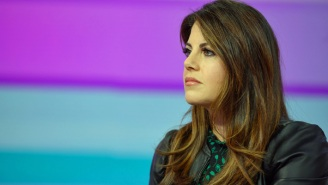 Monica Lewinsky Kept A Therapist Handy On Zoom While Working On 'Impeachment: American Crime Story'