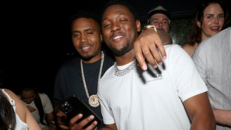 Hit-Boy Seemingly Takes A Shot At Kanye West While Celebrating The Release Of 'King's Disease II'