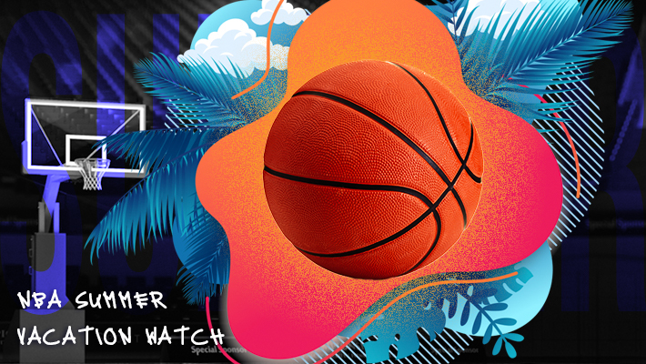 NBA Summer Vacation Watch: We Have Waterfalls And We'll Chase Them