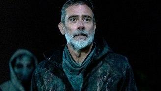 Jeffrey Dean Morgan 'Fought' Against A Brutal Callback To Glenn's Death In 'The Walking Dead' Season 11 Premiere