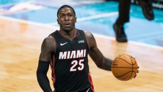 Kendrick Nunn Will Join The Lakers After Becoming An Unrestricted Free Agent Earlier In The Day