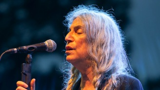 Patti Smith Has Shared A New Seven-Song 'Live At Electric Lady' EP