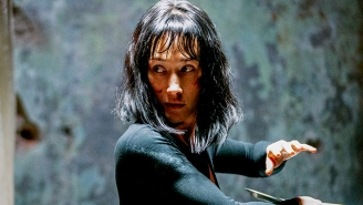 'The Protege' Has Michael Keaton And Maggie Q Making Great Stunts Together