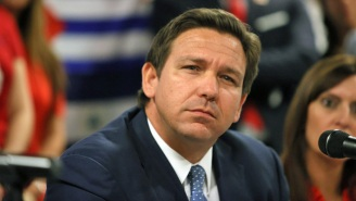 Ron DeSantis Vows To Stop Biden From Protecting People From COVID In His COVID-Ravaged State